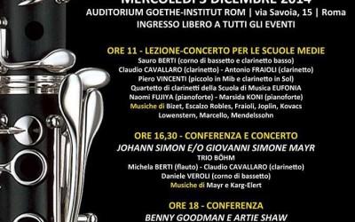Clarinet Day 2014