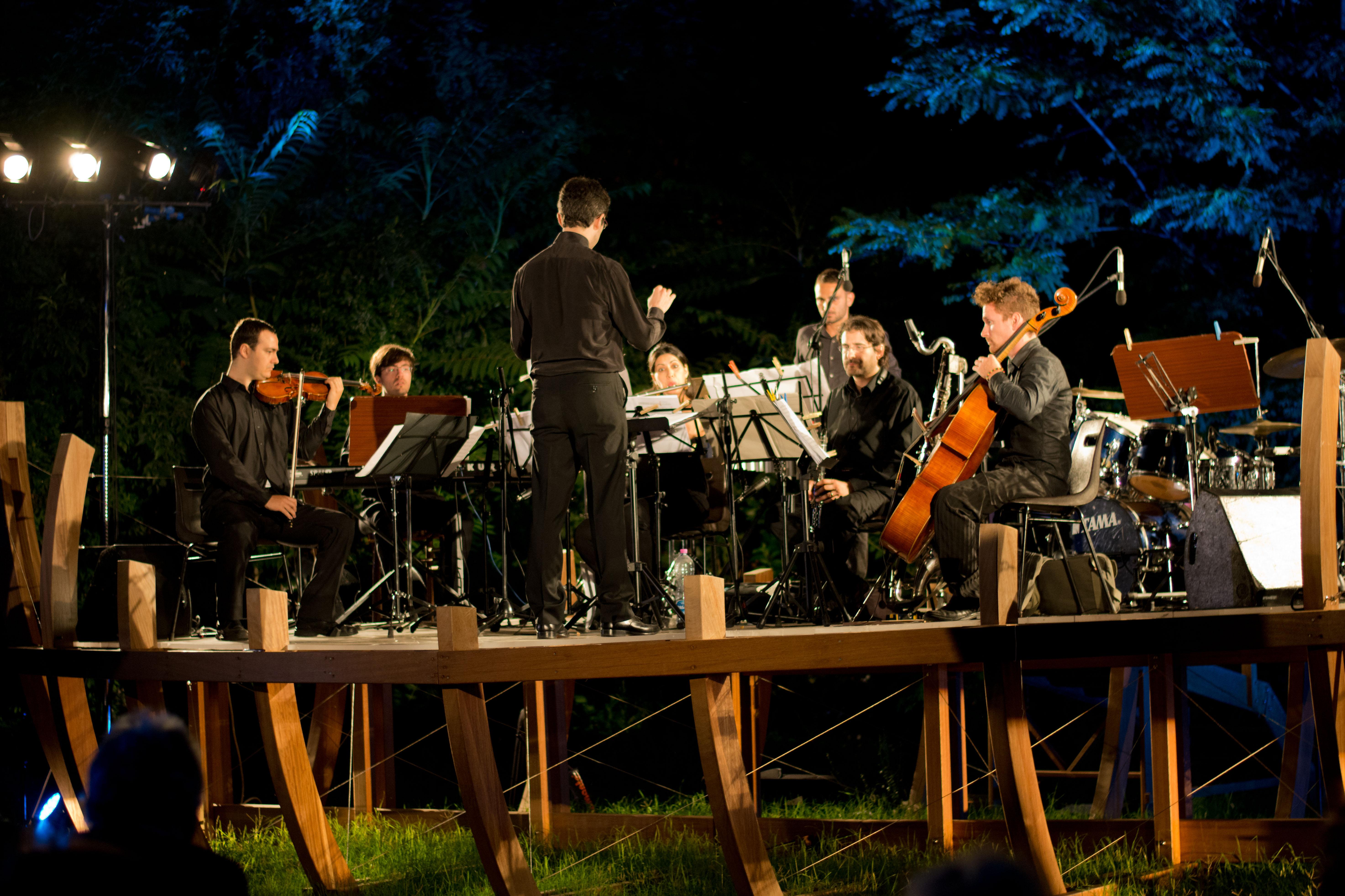 Giardini della Filarmonica 2014